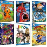 Giveaway for 10 Retro Kids DVDs, Discount Code for TVFlashbacks.com – CLOSED
