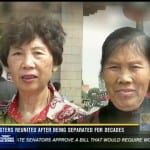 Chinese Sisters Separated as Toddlers Reunite Decades Later