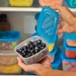 Finally! A Solution for Organizing Food Storage Containers from Mr. Lid
