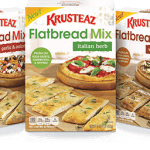 Krusteaz Flatbreads Prize Pack – Giveaway