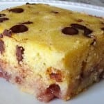 Gluten Free Honey Cornbread with Strawberry Filling