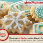Join Me in the #SeizeTheKrusteaz 12 Days of Krusteaz Twitter Party for a Chance to Win Krusteaz Mixes