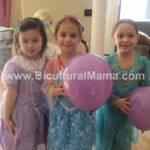 We Showed Our #DisneySide with a Princess Birthday Party!