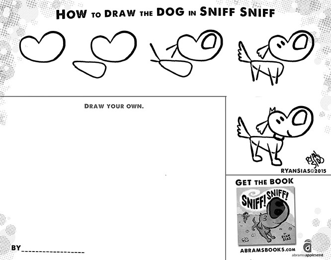 Wordless Book Coloring Pages Sniff_p01_small