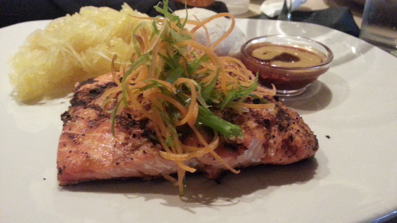 Bonefish grill debuts fall menu with crave worthy dishes for Fish bone grill menu