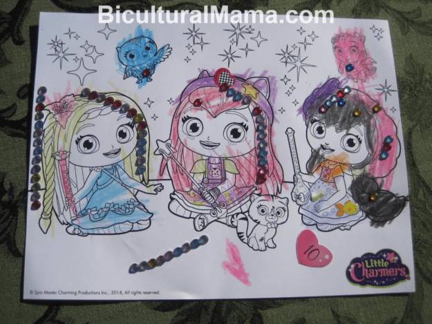 BM Little Charmers Party3