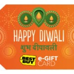 Best Buy celebrates the Festival of Lights with a special Diwali e-gift card #BBydiwaligiftcards #ad