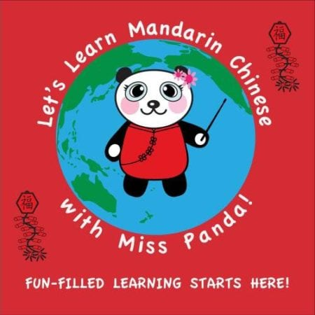 Let's Learn Mandarin Chinese with Miss Panda [Image: Amazon]