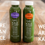 Grocery Store Green Smoothies Are Not as Nutritious As You Think #KalePower