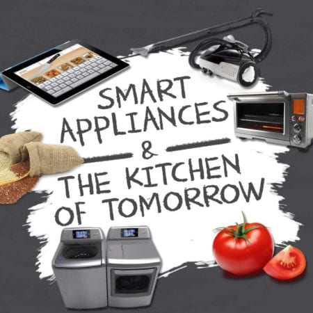 Smart Appliances and-Kitchen-of-Tomorrow-Infographic