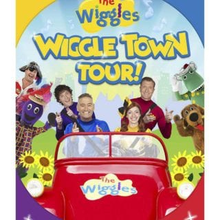 The Wiggles Tour Tickets with Meet and Greet Passes