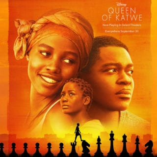 Disney's Queen of Katwe Film Honors the Unlikely Champions in Life #QueenofKatwe