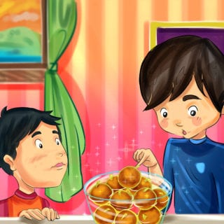 'Ten Gulab Jamuns' Book Introduces South Asian Culture to Children – Kickstarter