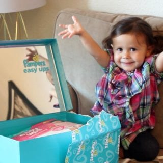 Potty Training Underwear Comparison and Pampers Easy Ups