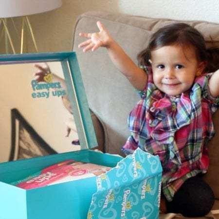 Potty  Training  Pampers