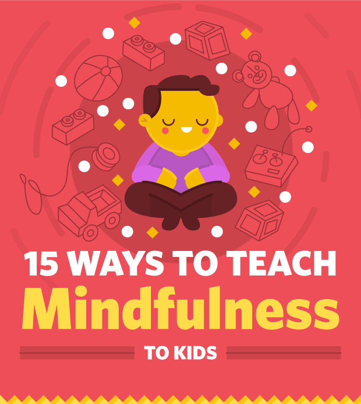 ways teach your kids mindfulness