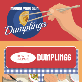 Dumplings Made Easy and Three Recipes