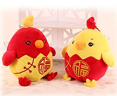 Year of the Rooster Plush Chinese New Year