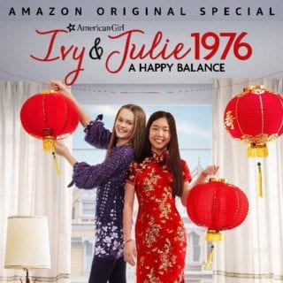 American Girl Special Features Chinese American Protagonist on Amazon Prime Video