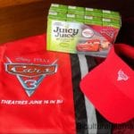 Gear Up for Disney Pixar's Cars 3 with Family Movie Night and Juicy Juice