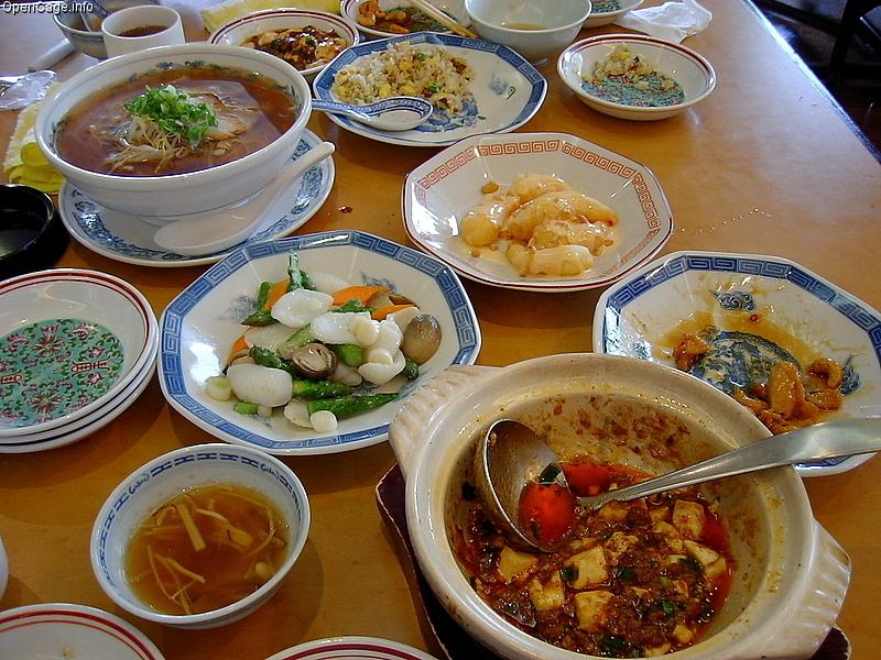 Food Types Near Me