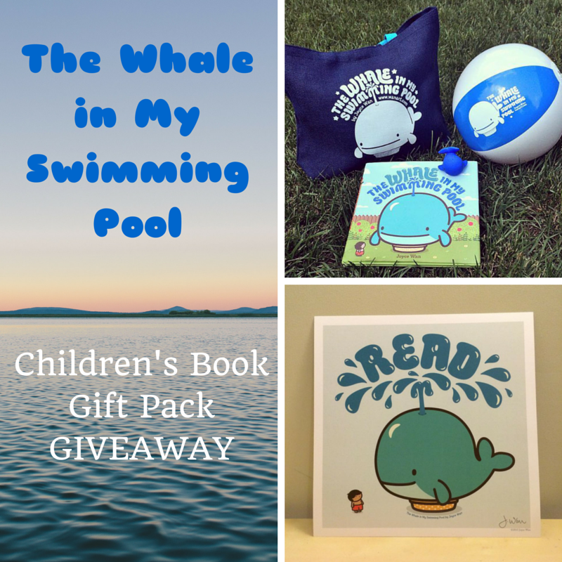 swimming pool sweepstakes the whale in my swimming pool by joyce wan bicultural mama 801