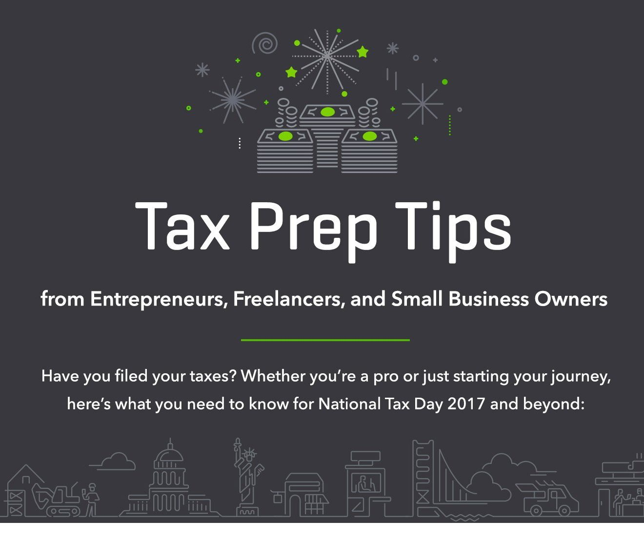 Tax Day 2017 Top Federal Tax Charts: Entrepreneurs, Freelancers And Small Business Owners Tax